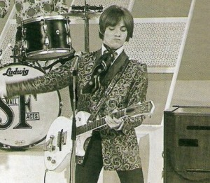Steve Marriott with Faces