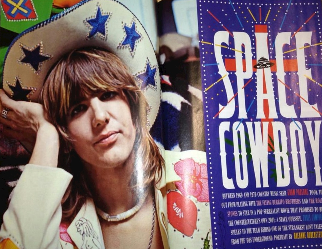 an analysis of the influence of gram parsons and his musical influence Few of the guitars that belonged to country-rock pioneer gram parsons are around today much like the man himself—who died of morphine-and-tequila overdose in 1973 at the age of 26—his instruments tended to have disastrously short but eventful lives, creating exquisite, game-changing music before making an untimely exit.