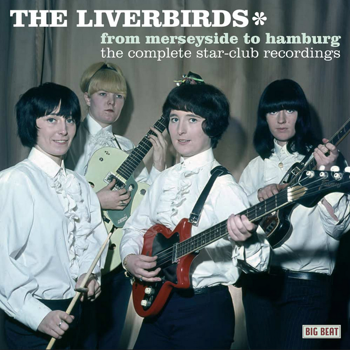 And Your Liverbirds Can Sing The Electric Girls Known As