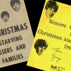 Merry Christmas from the Beatles and the Stones
