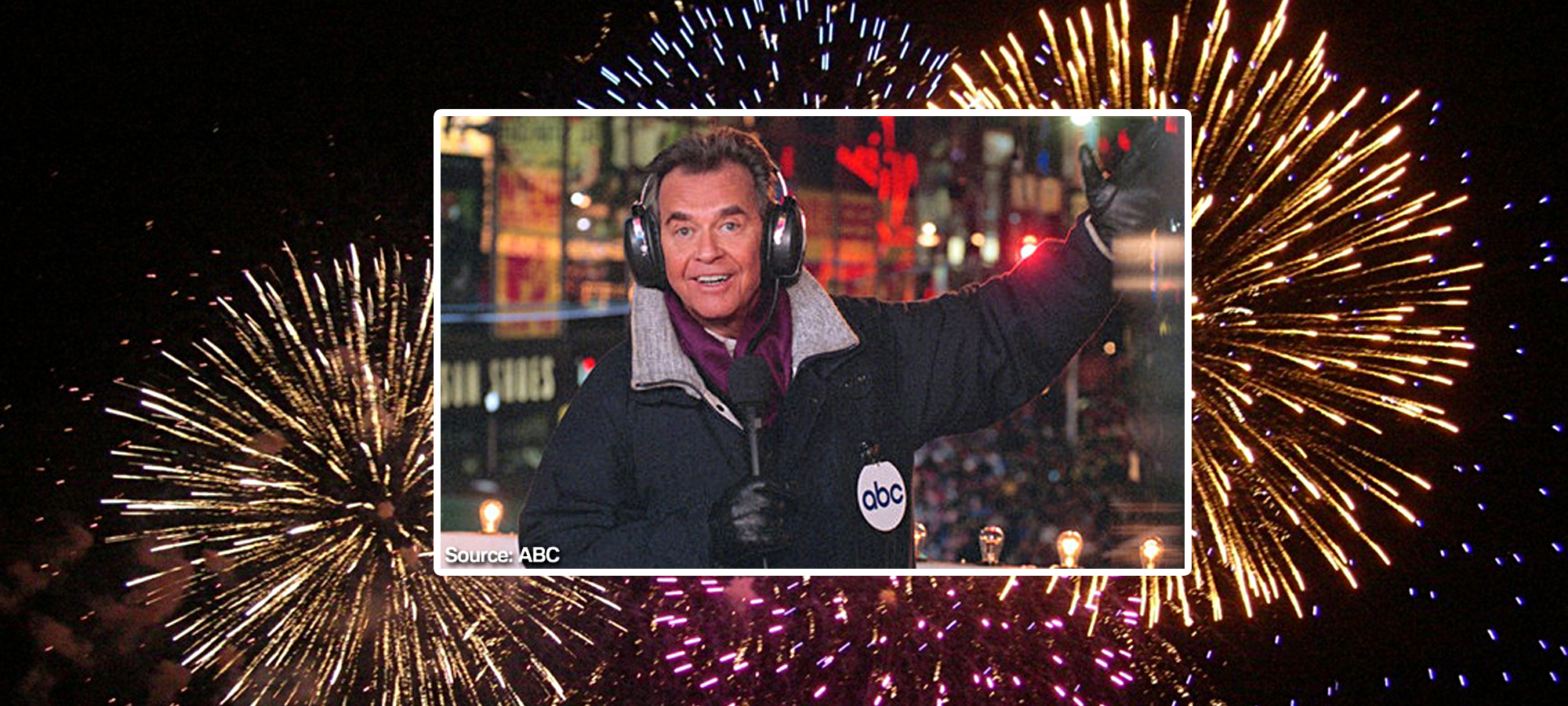 Dick Clark And New Years Eve