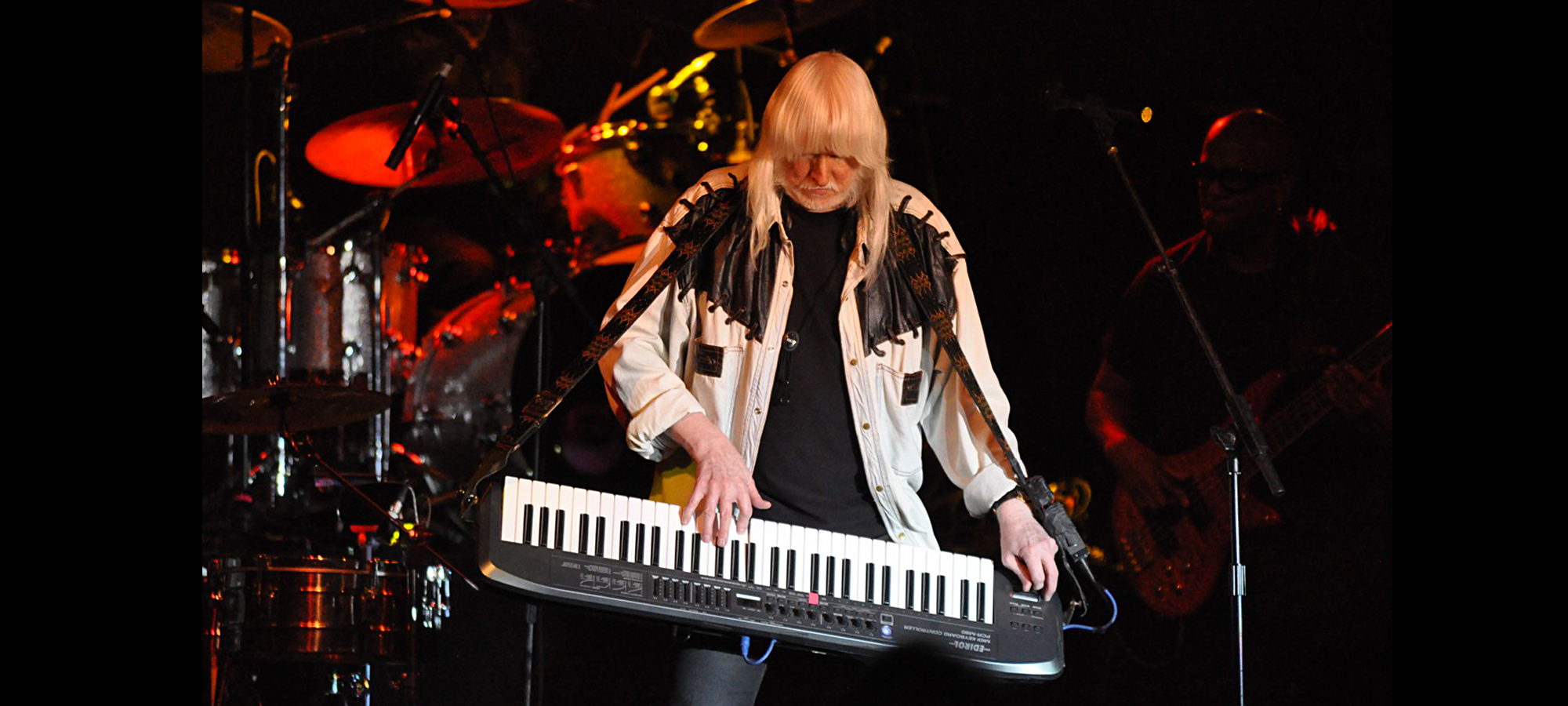Edgar Winter.  HipQuotient.com