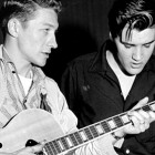 Scotty Moore and Elvis.  HipQuotient.com