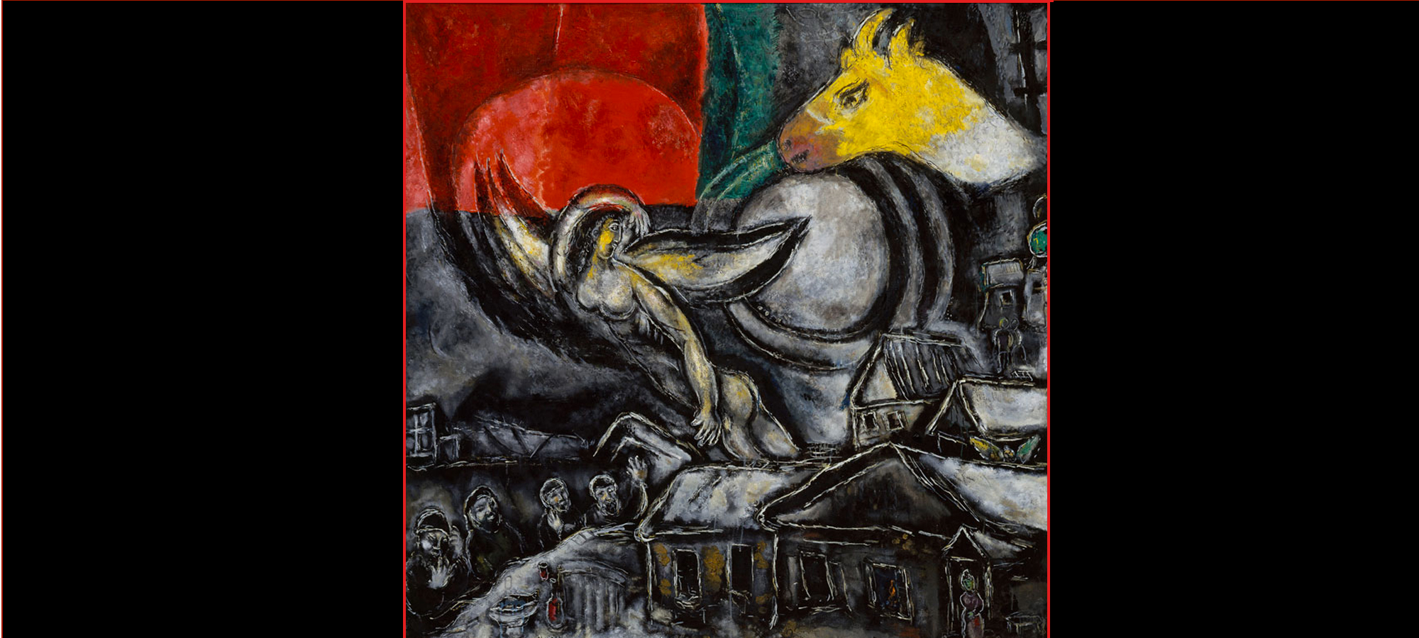 Easter 2016 Marc Chagall